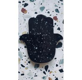 ceramiczna Hamsa kosmos